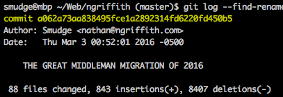 Git Stats